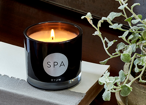 SPA by JW Candle