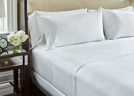 Buy luxury hotel bedding from jw marriott hotels towel set for Hotel sheets and towels