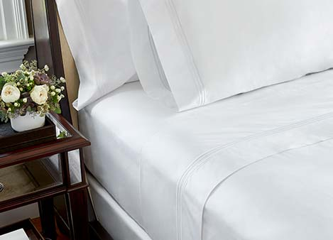 Embroidered Sheet Set