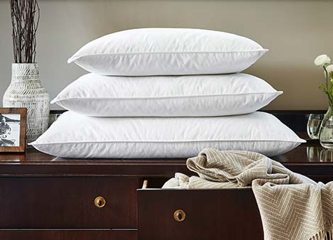 Buy Luxury Hotel Bedding From Jw Marriott Hotels Pillows