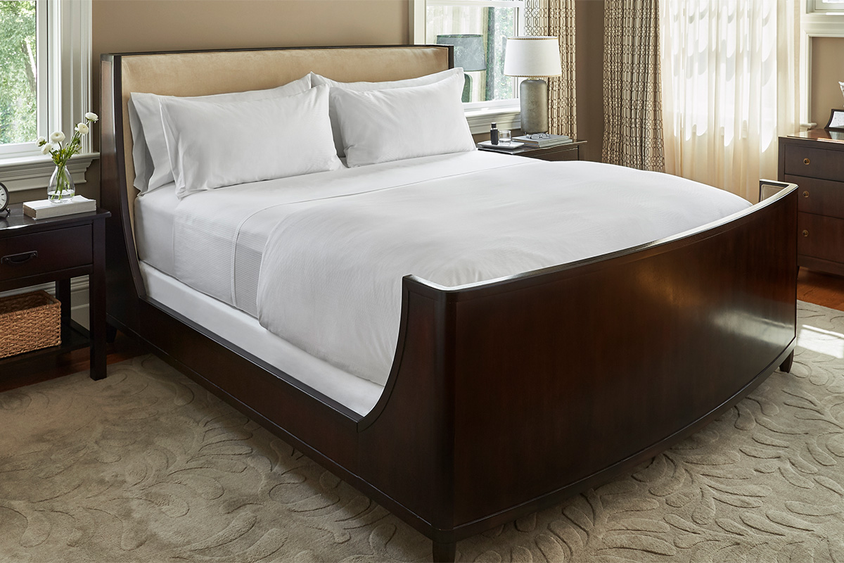 how to make a luxury hotel bed